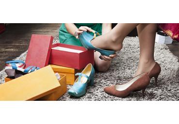 Подбор обуви на каблуке