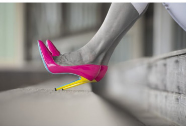 Полезно ли носить обувь на каблуках