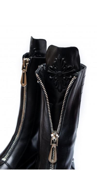 Ботинки Brocoly 00470 Черные